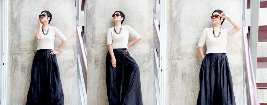 Thai Fashion Designer